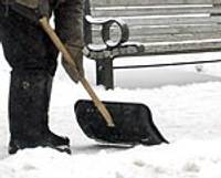 Par sniegu sētnieki nebēdā