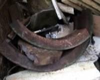 Policija cīnās ar nelegālajiem metāla uzpircējiem