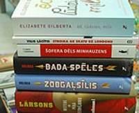 Liepājnieki vērtē pērn pirktākās grāmatas