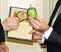 """Pašvaldībai pasniedz balvu """"Ābols 2010"""""""