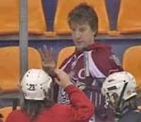 Hokeja zvaigznes Liepājā