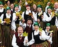"""Tautas deju koncerts """"Sadancojam Liepājā"""""""