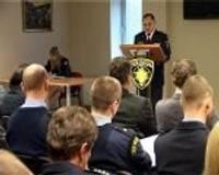 Kurzemes reģiona pārvaldē amatus līdz šim apvienojusi ceturtā daļa policistu