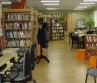 Notiks Valtera bibliotēkas telpu prezentācija