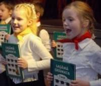 Bērnu balsis – skanīgas un priecīgas