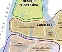 Liepājas teritorijas plānojumu pilnveidos