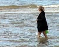 Jūras piekrastē saglabājas līdz +20 grādiem silts ūdens