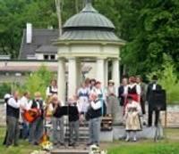 """""""Jautrie sienāži"""" noslēgs vasaras muzikālo pasākumu ciklu pie Gulbju dīķa"""