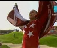 Štrombergs kļūst par divkārtēju olimpisko čempionu