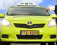 """Liepājas dome bijusi pret """"Baltic Taxi"""" iegādi"""