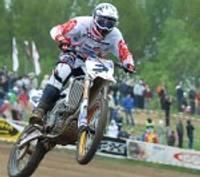 Līvs kļuvis par Latvijas čempionu motokrosā MX1 klasē