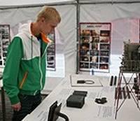 Metalurgu muzeja ekspozīcija raisa lielu interesi