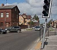 Bīstamās ielas krustošanai sola pagaidu risinājumu
