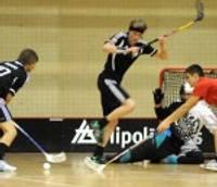 Kurši ar spēli izbraukumā sāks Latvijas 20. čempionātu florbolā