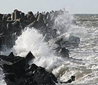 Liepājas un Ventspils ostā reģistrētas stiprākās vēja brāzmas