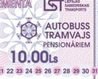 Sabiedriskā transporta abonementa biļetes varēs iegādāties jebkurā mēneša datumā