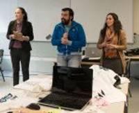 No mācību prakses Portugālē atgriezušies pirmie mākslas vidusskolas audzēkņi