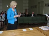 Pašvaldību vēlēšanu sarakstu numuru izloze