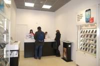 """""""Tele2"""" atver klientu apkalpošanas centru TC """"Ostmala"""""""