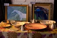 """Piektdien atklās mākslas tirgu """"Timbaka taibaka 2"""""""