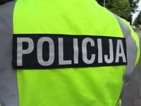 Policija aicina atsaukties aculieciniekus