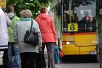 Sabiedriskā transporta pasažieri aicināti mēnešbiļetes iegādāties savlaicīgi