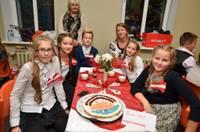 """Erudītu konkurss 5.klašu skolēniem """"Mana kūka manai Latvijai"""""""