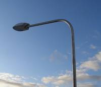 Pa dienu deg lampas