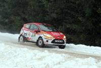 """Rallijsprintā """"Alūksne"""" Mārtiņš Sesks un Uldis Briedis ierindojas 7.vietā 2WD open klasē"""
