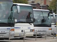 """""""Liepājas autobusu parka"""" akcijas nākamnedēļ izslēgs no biržas"""