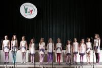 """Noskaidroti bērnu un jauniešu vokālo ansambļu un solistu konkursa """"Pērļu lietus"""" uzvarētāji"""