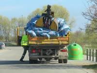 """Poligonā """"Ķīvītes"""" pieņemtas 119 tonnas atkritumu"""
