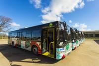 Pēc Ganību un Kungu ielas krustojuma rekonstrukcijas 9. un 9A maršruta autobusi kursēs pa ierasto maršrutu