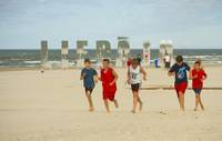 Liepājas pludmalē notiks bezmaksas vingrošanas nodarbības