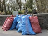 Lielās talkas laikā šogad savākts teju divreiz vairāk atkritumu, nekā pērn