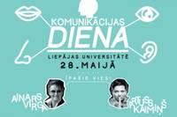 Liepājas Universitātē norisināsies komunikācijas diena
