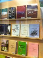 Liepājas Universitātē var iegādāties LiepU izdotās grāmatas