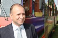 Aigars Puks: Ideāli būtu, ja autobusi un tramvajs nekonkurētu, bet papildinātu viens otru