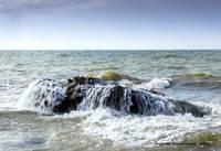 Liepājā jūrā apgāžas ūdensmotocikls ar diviem vīriešiem