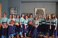 """Vokālais ansamblis """"Gaismiņa"""" iegūst Grand Prix starptautiskā koru konkursā"""