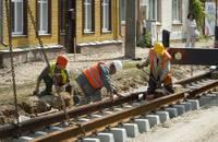Par 4,3 miljoniem eiroLiepājāšogad rekonstruēs vēl divus tramvaja līnijas posmus