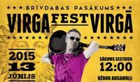 """Nedēļas nogalē norisināsies brīvdabas pasākums """"VIRGAfest Virgā"""""""
