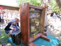 Medus balle pulcina kārumniekus