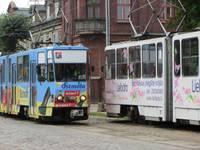 Liepājā ar tramvajiem pārvadāto pasažieru skaits rūk par 4,3%