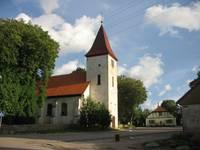 Atklās baznīcu no jauna