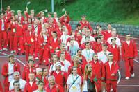 Liepājas sportisti gatavi dalībai Latvijas Jaunatnes Olimpiādē