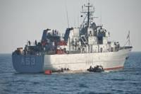 """Latvijas vadītā Baltijas valstu mīnu kuģu eskadra piedalīsies mācības """"Baltops"""""""
