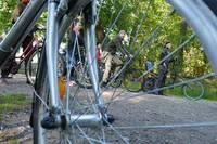 Aizvadīts velosipēdu izbrauciens ar mērķi izveidot jaunus velomaršrutus