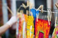 """""""Mākslas Pasāža RADI"""" aicina uz krāsainām vasaras nodarbībām"""
