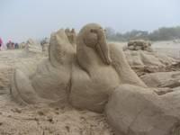 Zelta smiltis šogad birdinās Ventspilī